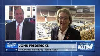 Senator Wendy Rogers Full Interview from Outside the Beltway with John Fredericks
