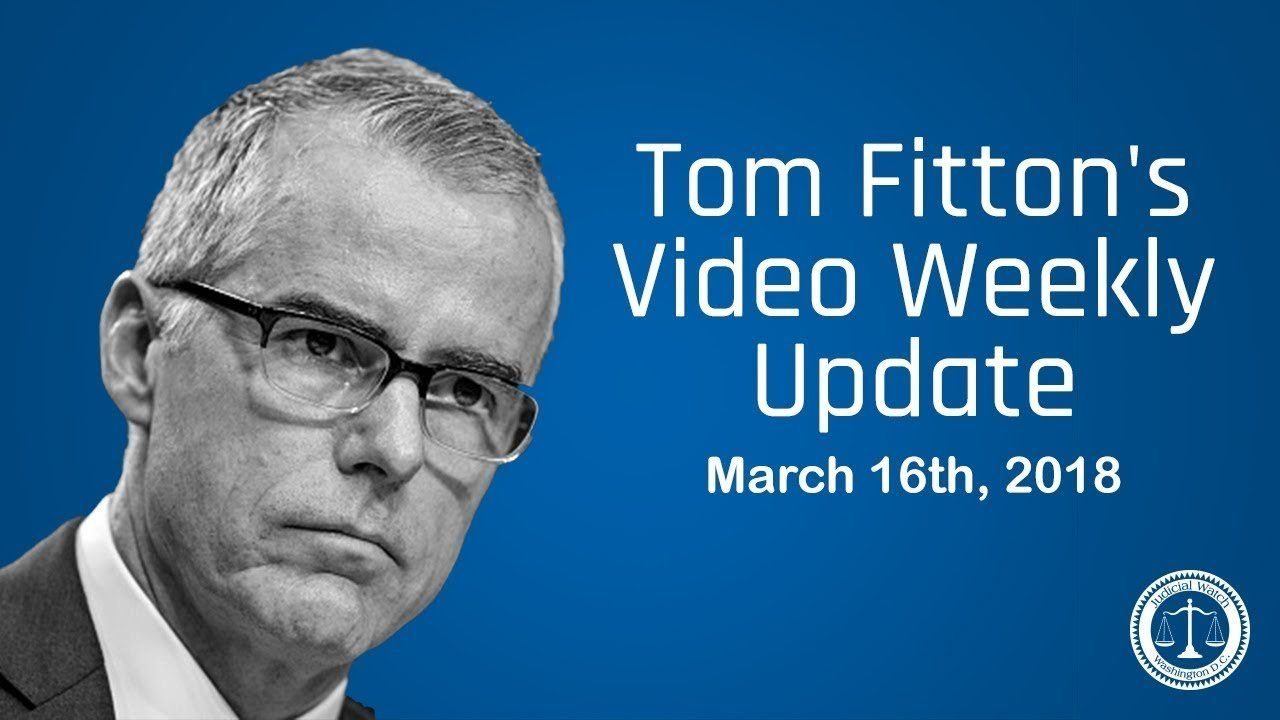 JW: How McCabe, Comey Protected Clinton–and Themselves…and Parkland Police Violated Own Training