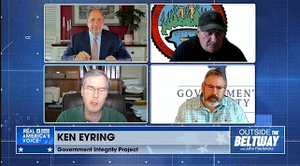 """""""These type of people are cancer to a constitutional republic"""" - Ken Eyring"""