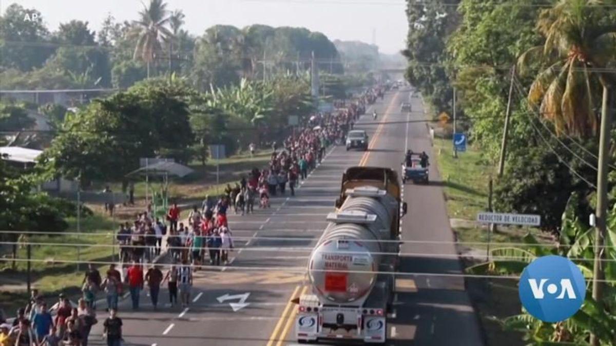 Trump Sends Mixed Signals on Migrant Crisis at US-Mexico Border