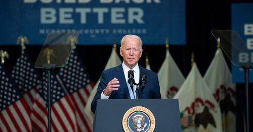 After much Senate wrangling, Biden says he's got framework spending deal, urges Americans' support