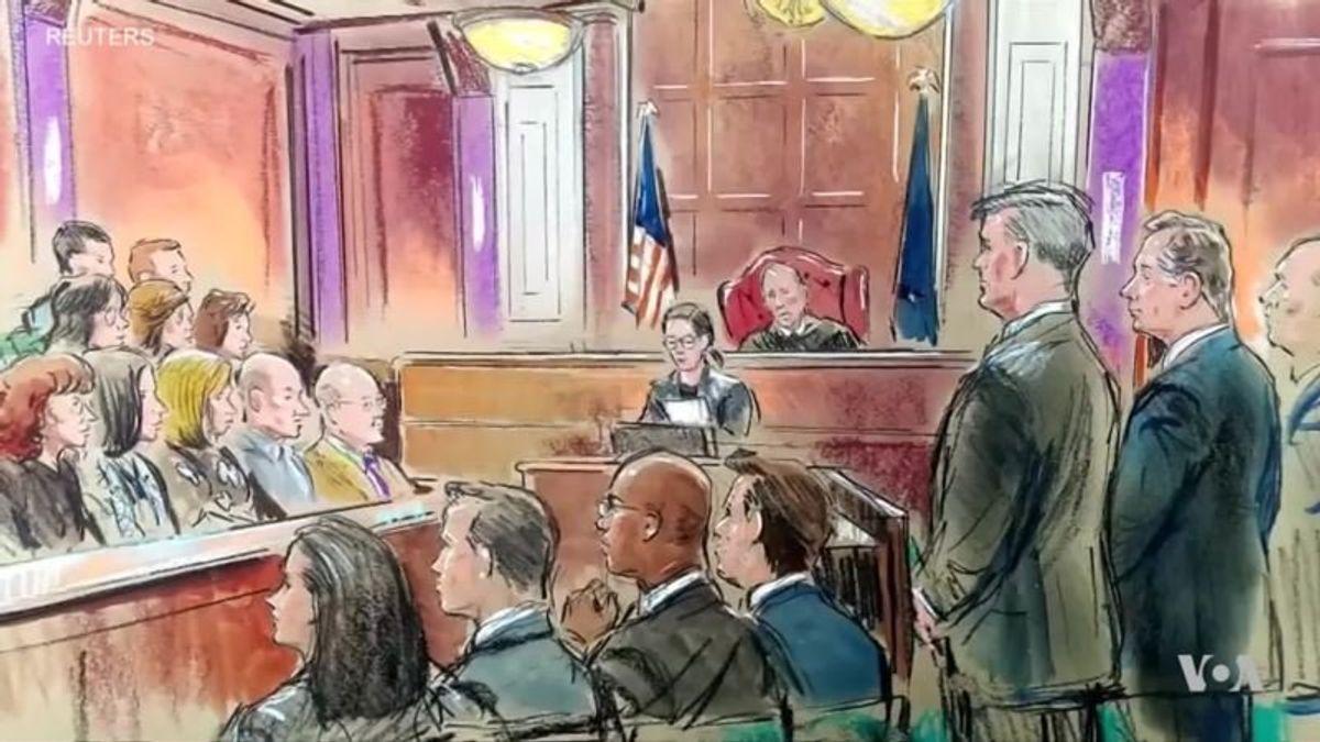 Manafort Trial Puts Spotlight on Lobbyists