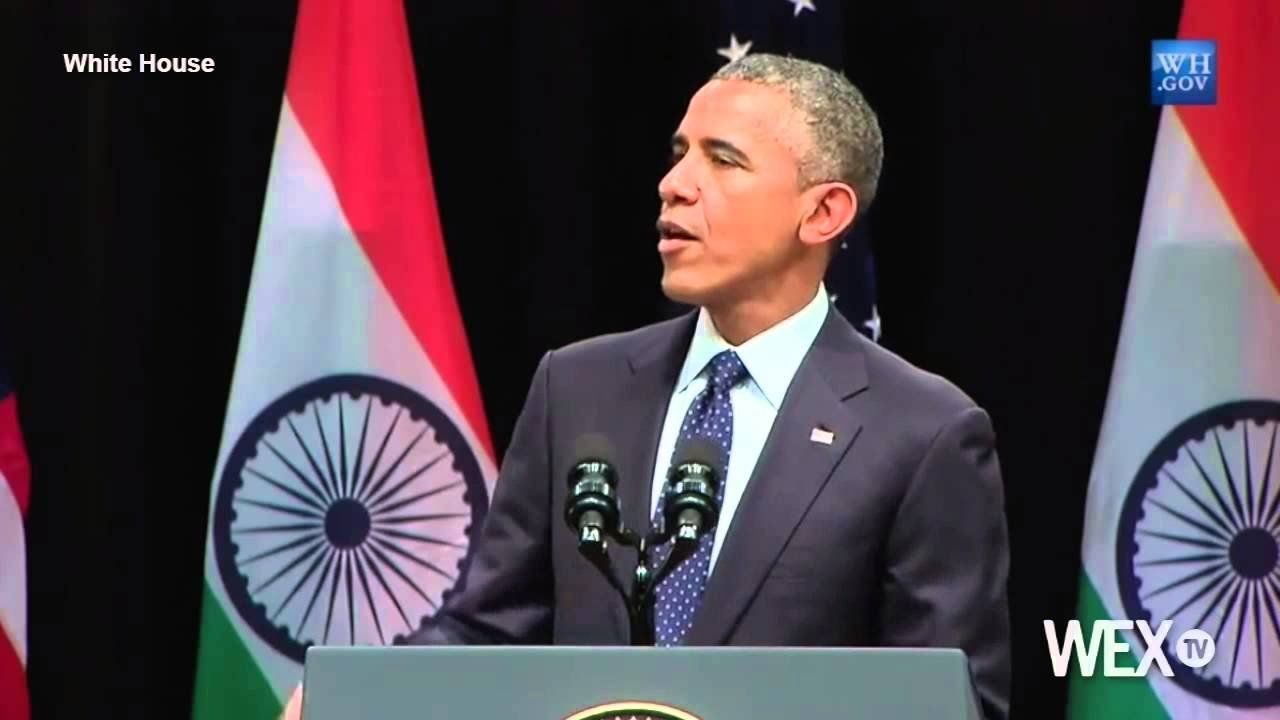 Obama dings India on women's rights, religious freedom