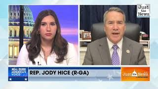 Congressman Jody Hice has 'serious questions' on Elise Stefanik's bid for GOP leadership