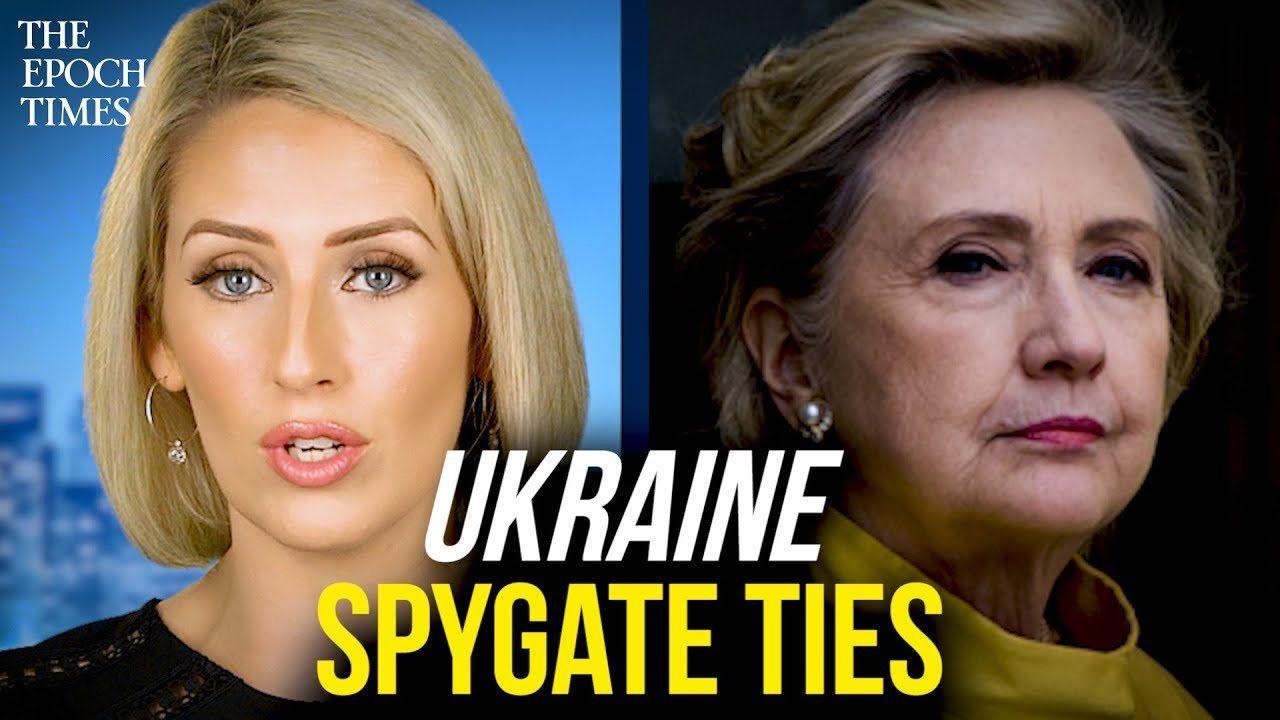 Trump Wants Clinton, Obama Ukraine Ties Investigated