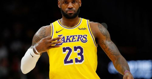 LeBron James deletes tweet 'because its being used to create more hate'