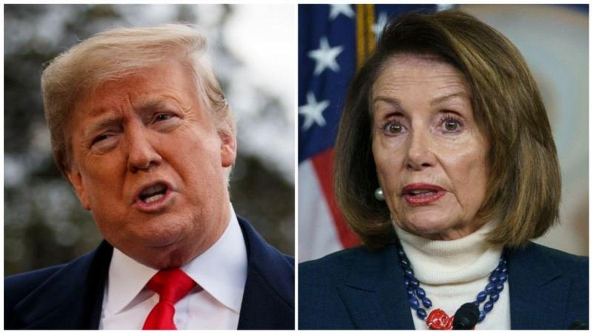 Insults Fly as Trump-Pelosi Feud Escalates