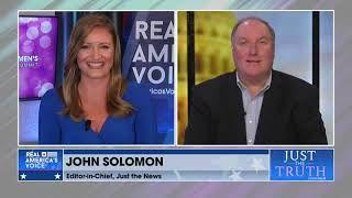 John Solomon shares breaking news on Hunter Biden's taxes!