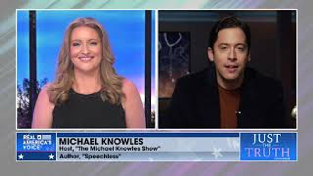 Michael Knowles on how he picked the title of his new book, Speechless