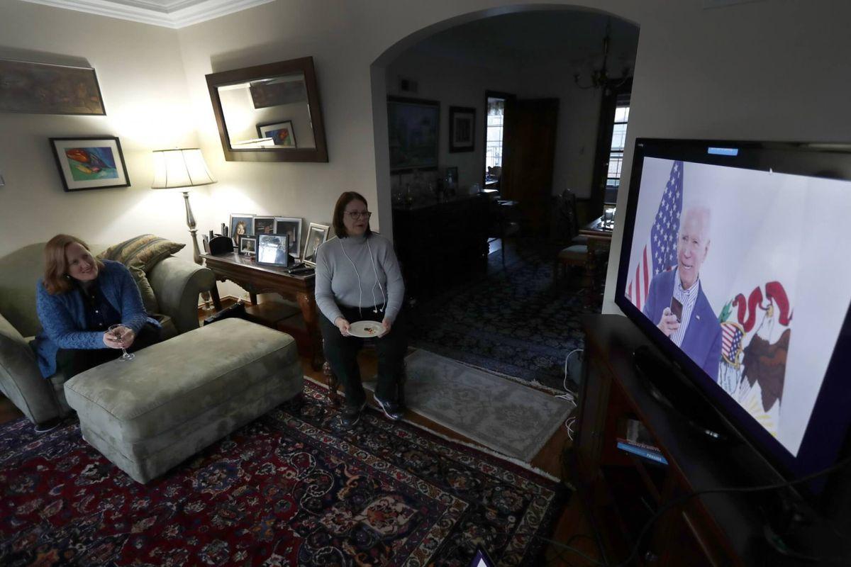 Democrat Biden Tacks Left, Backs Warren Bankruptcy Plan With Student Loan Relief