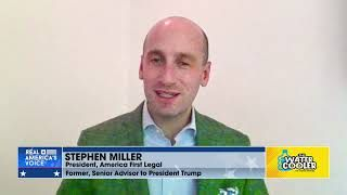 Stephen Miller says Biden Administration is committing acts of racial discrimination
