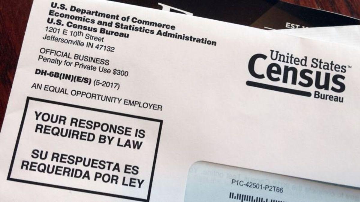 US Supreme Court to Hear Census Citizenship Question Dispute