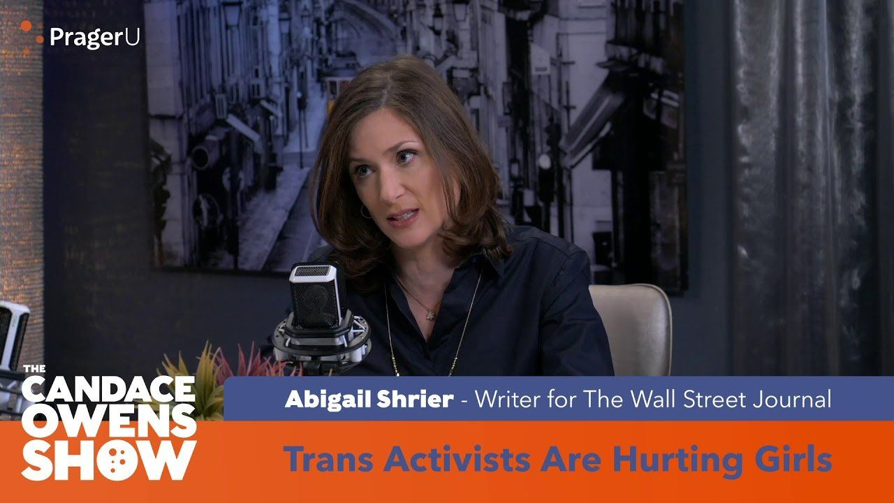 Teaser: The Candace Owens Show Featuring Abigail Shrier