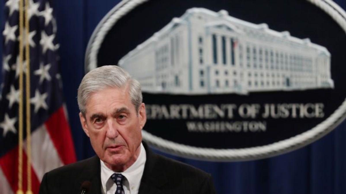 Mueller Statement: Full Transcript