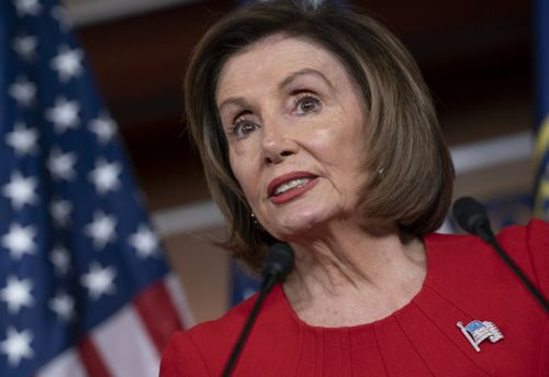 Pelosi Seeks Trade Pact Passage by Year's End