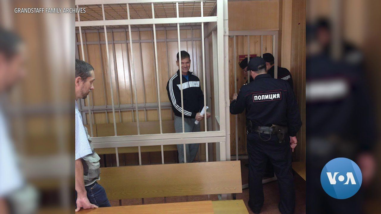 An American Odyssey: Two Years In A Russian Jail