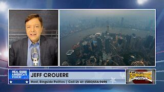Jeff Crouere says US treatment of #Afghanistan has emboldened China to act toward Taiwan