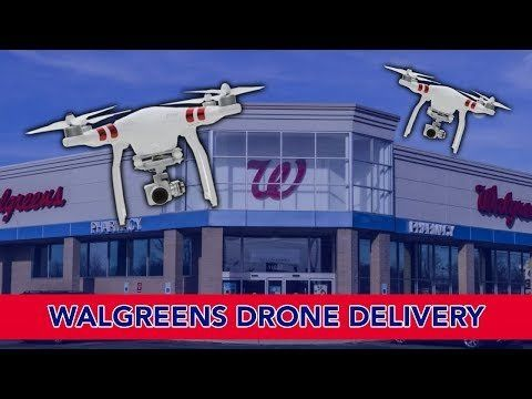 Walgreens Starts Drone Delivery!