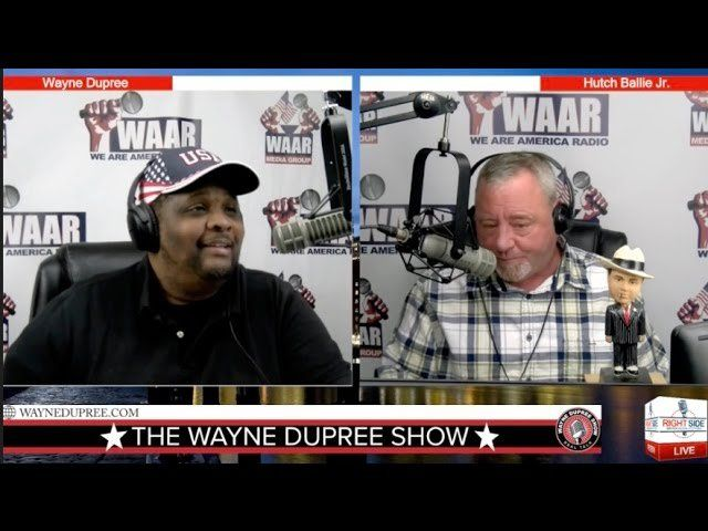What Happens When A Liberal Joins The Wayne Dupree Show!