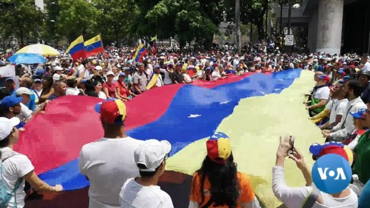 Trump Administration Warns Military Action in Venezuela 'Possible'