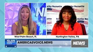 Miranda Khan and Kathy Barnette discuss the vice president's speech and so much more.