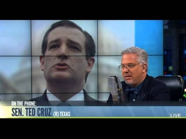 How is Ted Cruz's soul doing? Glenn Beck finds out