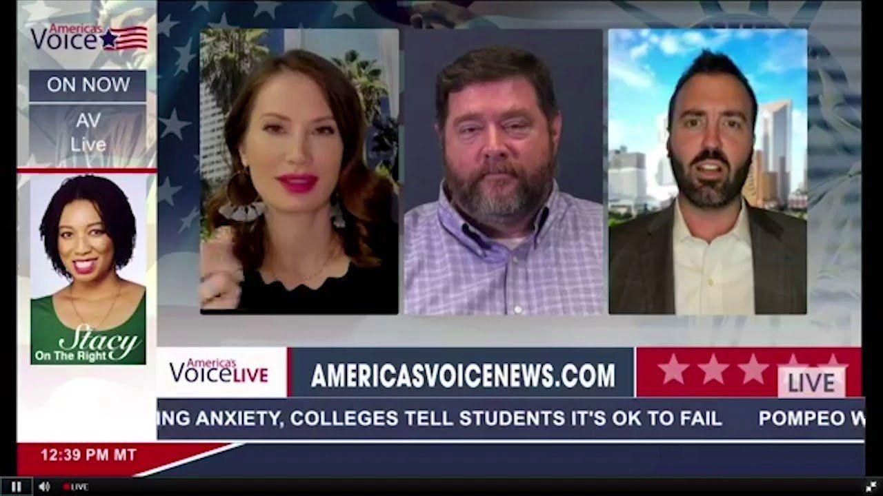 Tony Francois AVL Interview  April 4th