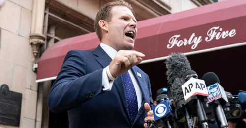 Rudy Giuliani's son Andrew to run for New York governor