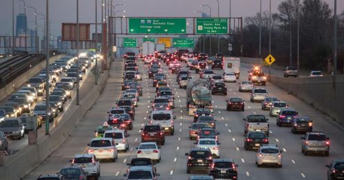 Pilot program to tax drivers by miles traveled slipped into Senate infrastructure bill