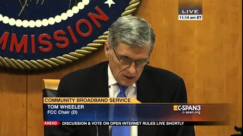FCC overrules state bans on municipal broadband