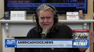 Steve Bannon hosts outside the beltway no body cares about Hollywood.