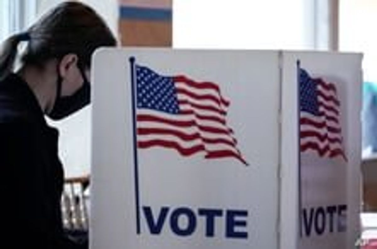 Record Turnout Expected Among US Millennial, Gen Z Voters