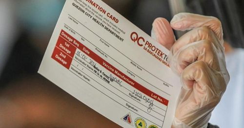 California bar owner charged with selling fake coronavirus vaccine cards, report