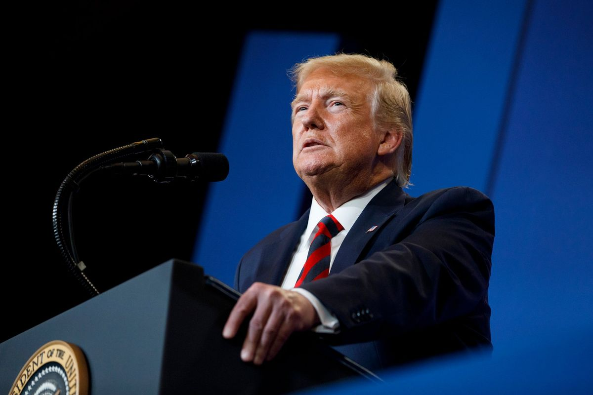 New York Prosecutors Seek 8 Years of Trump Tax Returns
