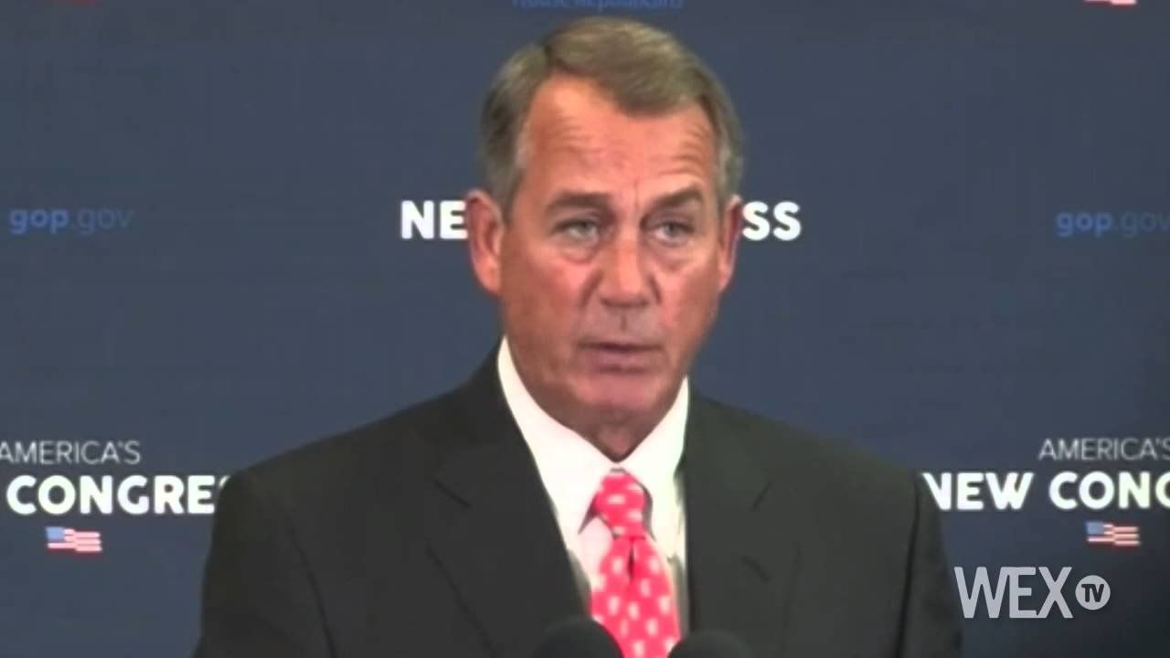 Boehner: More of the same in Tuesday's SOTU speech