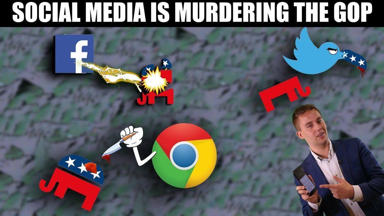 How Social Media Murders The GOP