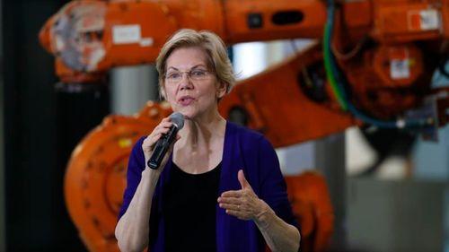 Democratic Hopeful Warren Proposes $2T 'Green Manufacturing' Plan