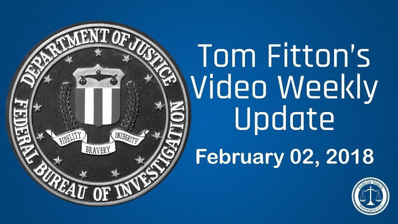 'FISA Memo DESTROYS Trump/Russia Collusion Narrative': JW's Tom Fitton