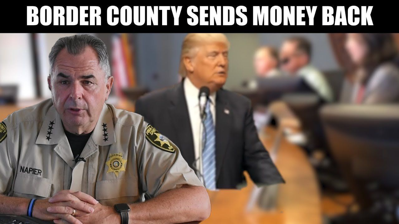 Largest Border County Squelches Sheriff's Resources To Anger Trump