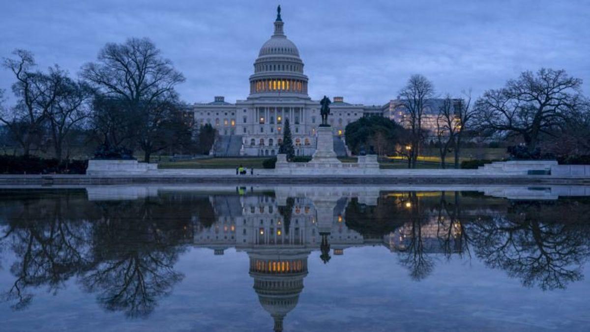 US House, Senate Adjourn, Partial Government Shutdown Assured