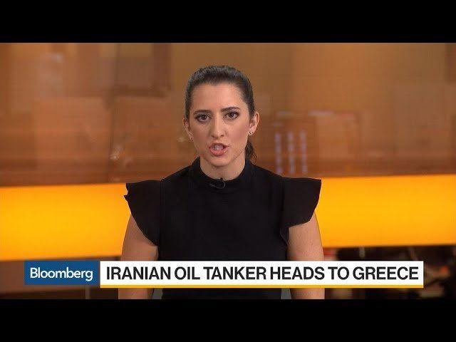 Iranian Oil Tanker Leaves Gibraltar, Heads to Greece