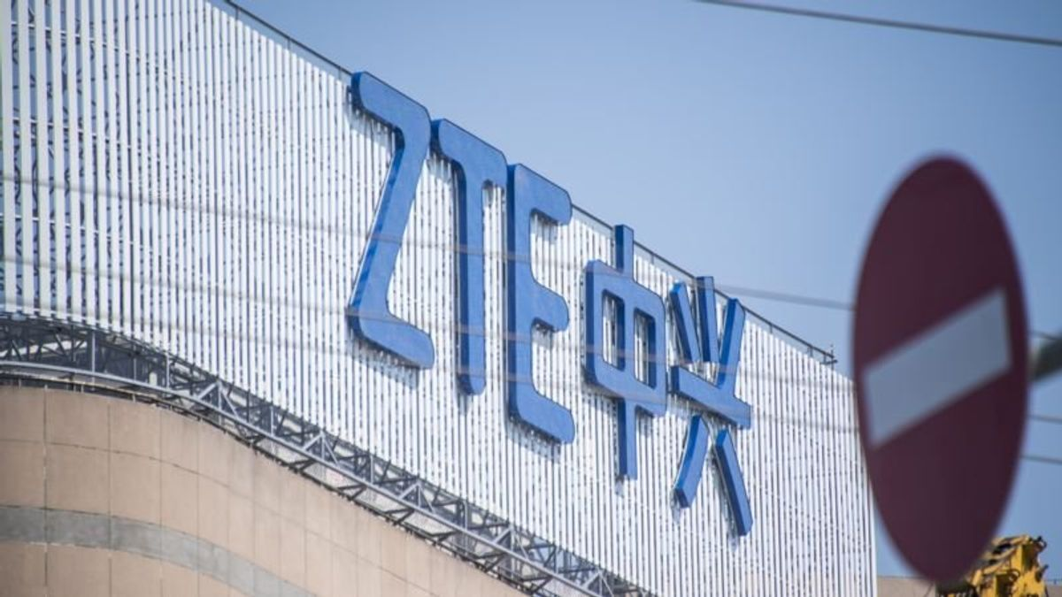 US Commerce's Ross Picks ZTE Monitor After Rejecting 'Never Trump' Lawyer