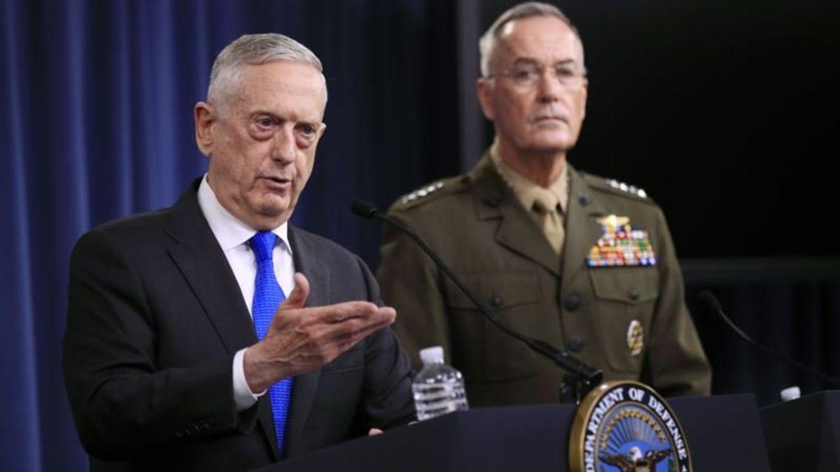 US to Continue Backing Saudi Coalition in Yemen War