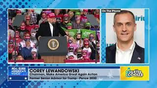"""Corey Lewandowski on upcoming Trump rallies: """"This is going to be very reminiscent of 2015"""""""