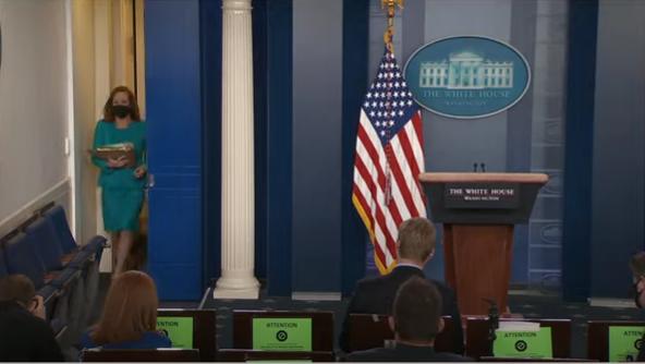 03/22/21: Press Briefing by Press Secretary Jen Psaki