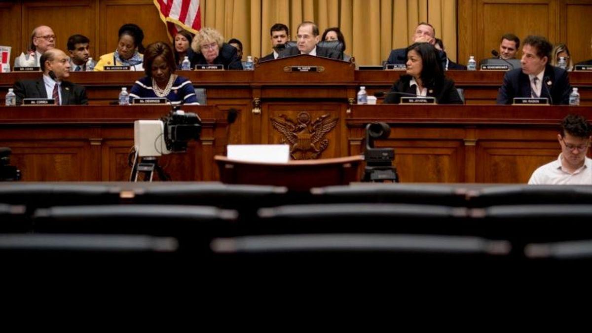 Trump, House Democrats Escalate Power Struggle