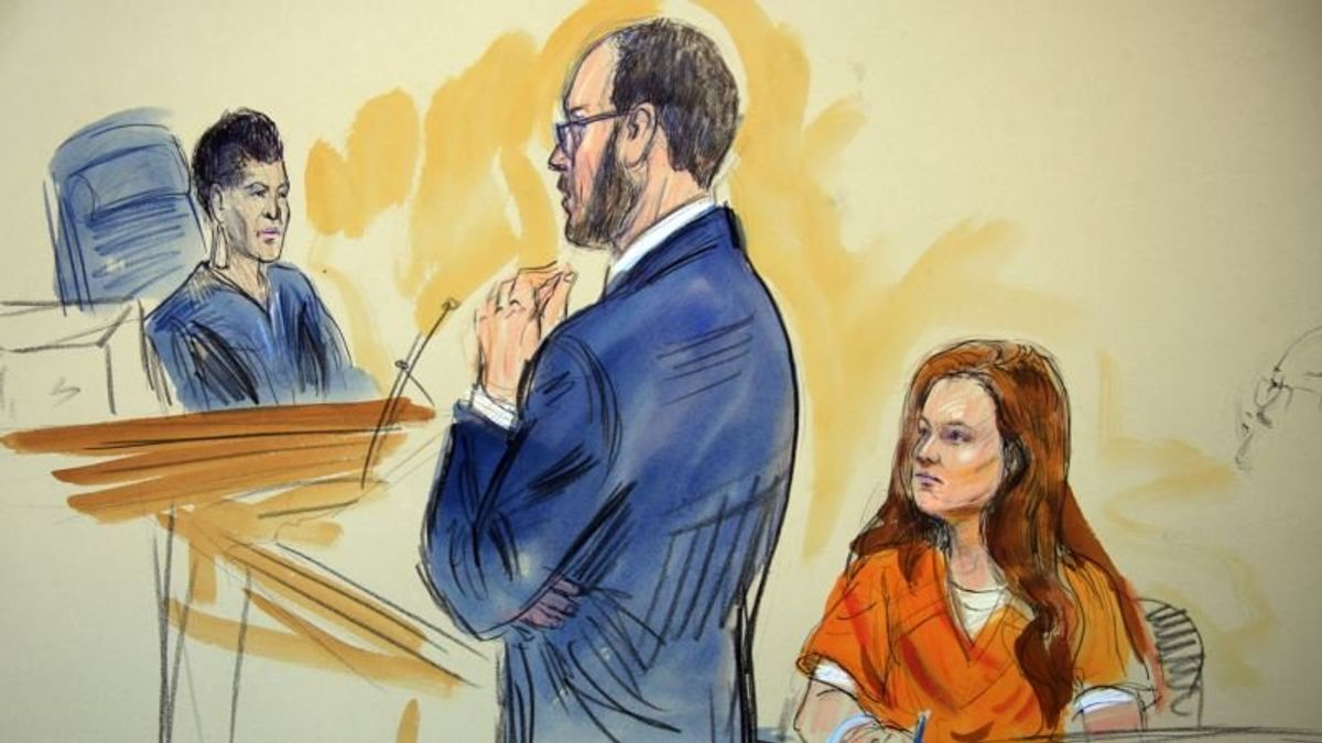 Prosecutors in Plea Deal Talks With Accused Russian Agent