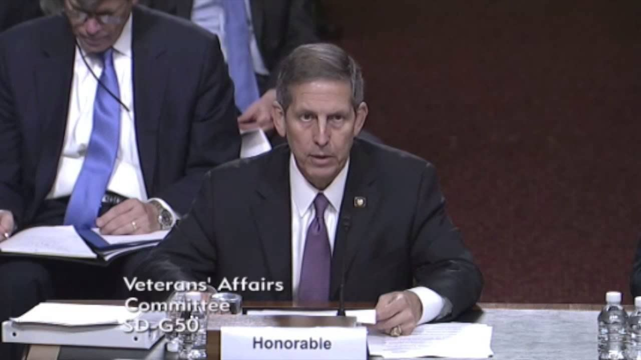 Veterans Affairs has lost trust of vets, American public, acting secretary says