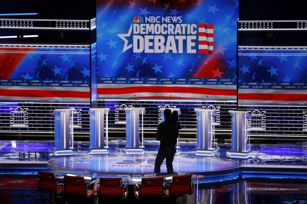 7 Democratic Candidates to Debate in South Carolina