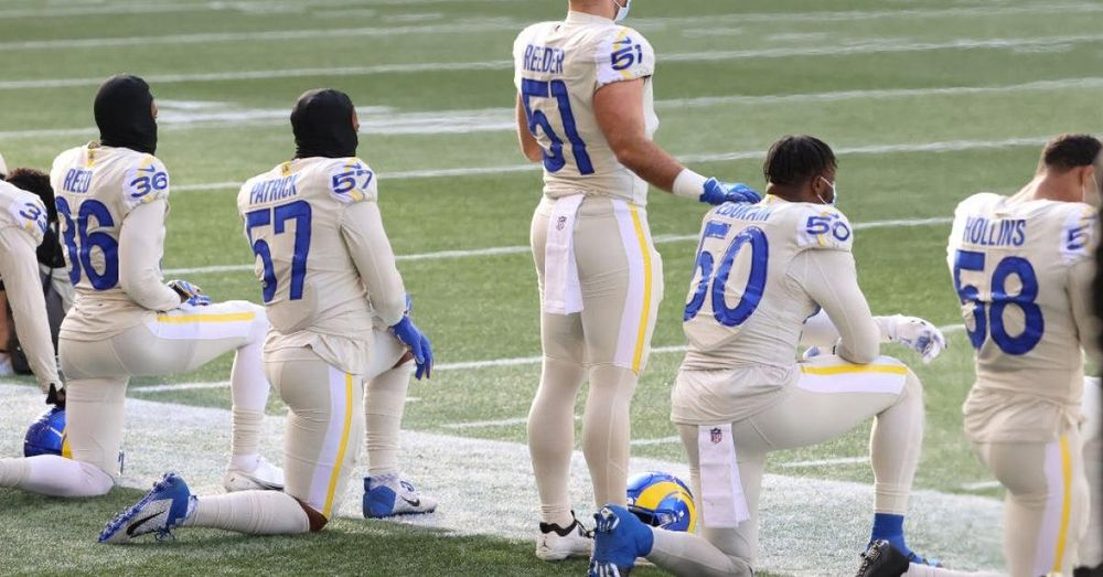 NFL releases statement on Chauvin verdict, vows commitment toward 'more equal and just tomorrow'